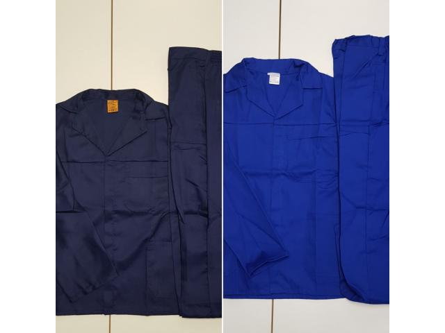 2 Piece Conti Suits, Reflector Vests and Safety Boots available. - 1/3