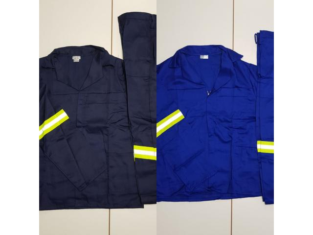 2 Piece Conti Suits, Reflector Vests and Safety Boots available. - 2/3