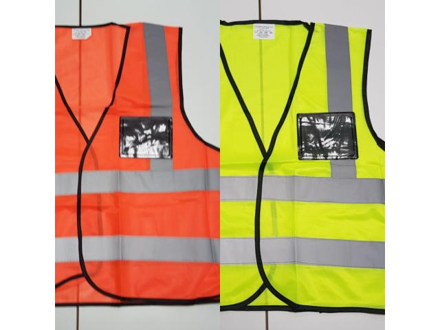 2 Piece Conti Suits, Reflector Vests and Safety Boots available. - 3/3
