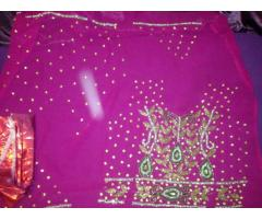 Anarkali and Lehenga for sale