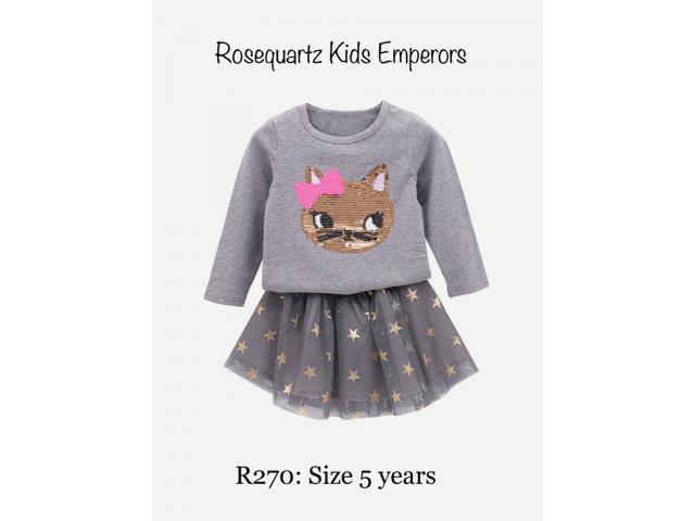 Kids clothing - 3/4