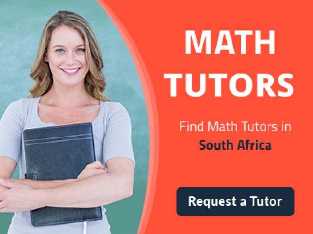 Find The Best Math Tutors In Cape Town, South Africa - 1/1
