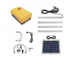 Eurolux 4 Light Solar Tube Kit