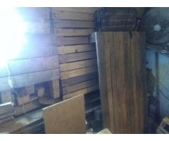 Planks for sale. Whole lot for R2500 worth a lot more