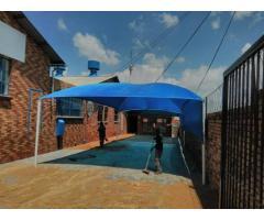 Carports Shades master/Carports builder /Carports master Eastern Cape
