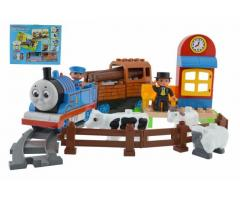 Trainset for boys.