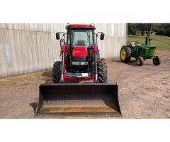 Case IH Farmall 95 Cab Loader Tractor
