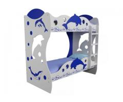 Dolphin Single Bunk Bed