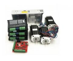 Buy Stepper Motors, Stepper Drivers, CNC Controller Boards - Neotronics SA