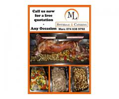 ML Spitbraai and Catering