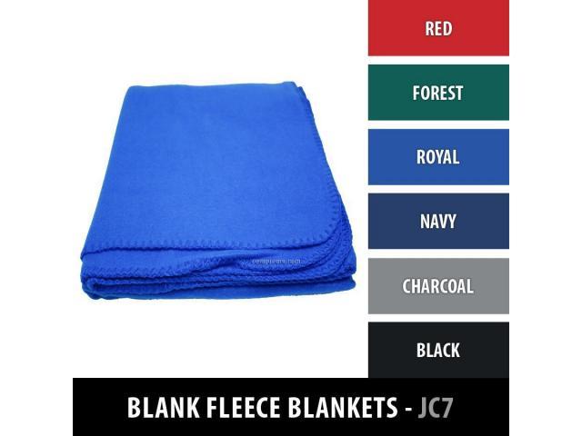 Promo Fleece Blankets - 3/4