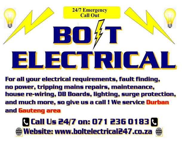 Bolt Electrical 247 - 1/1