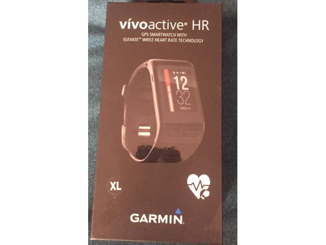 Garmin vivo Active HR - 1/3