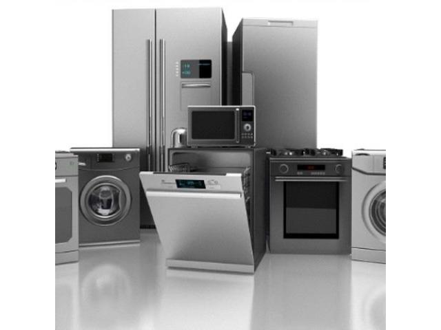 Washing Machine,Fridge  and All Appliance Repairs - 1/4