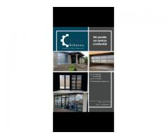 Aluminium Windows, Doors ,Garage Doors, Balustrade, et.c