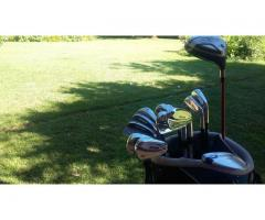 Golf Club Set - Mizuno Irons, Cleveland Wedges, Tietlist Driver