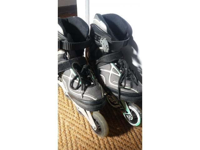 Rollerblades size 5 Good condition - 2/2
