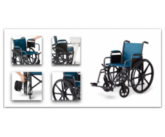 The XDF9-C2 Wheelchair