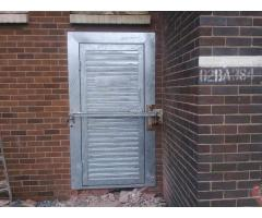 Service and Repair of Domestic and industrial Doors