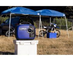 Best Generator For Camping, Home and Office Use - Yamaha EF2000iS 2kVA Inverter Generator