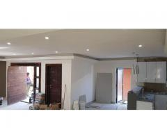 Ceiling ,drywall and bulkheads