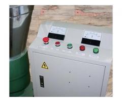 220V Single Phase (1ph) Electric Pellet Mills
