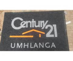 Branded Logo Welcome Mats