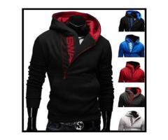 Quality Cotton US Size XS-5XL Autumn Winter Fashion Sport Brand Fleece Hoodies Men/Women