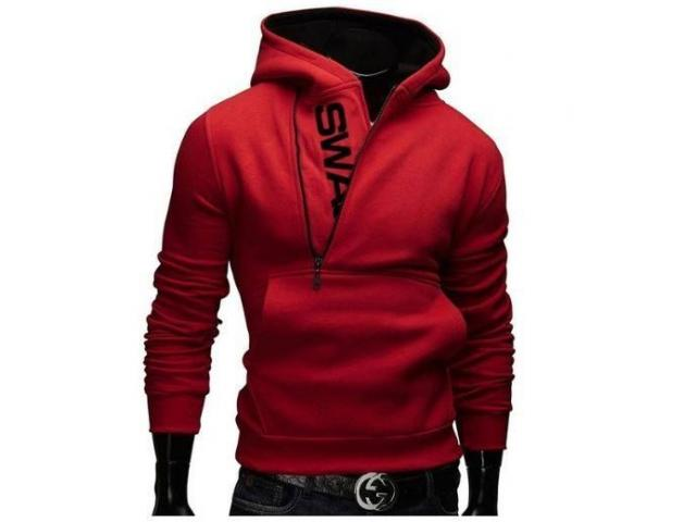 Quality Cotton US Size XS-5XL Autumn Winter Fashion Sport Brand Fleece Hoodies Men/Women - 2/4