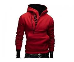 Quality Cotton US Size XS-5XL Autumn Winter Fashion Sport Brand Fleece Hoodies Men/Women