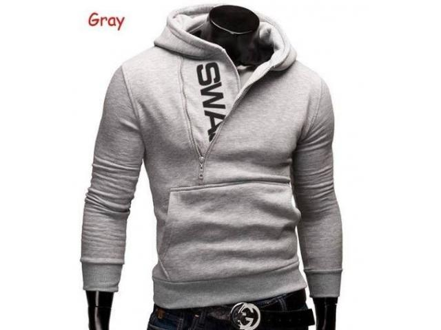 Quality Cotton US Size XS-5XL Autumn Winter Fashion Sport Brand Fleece Hoodies Men/Women - 3/4