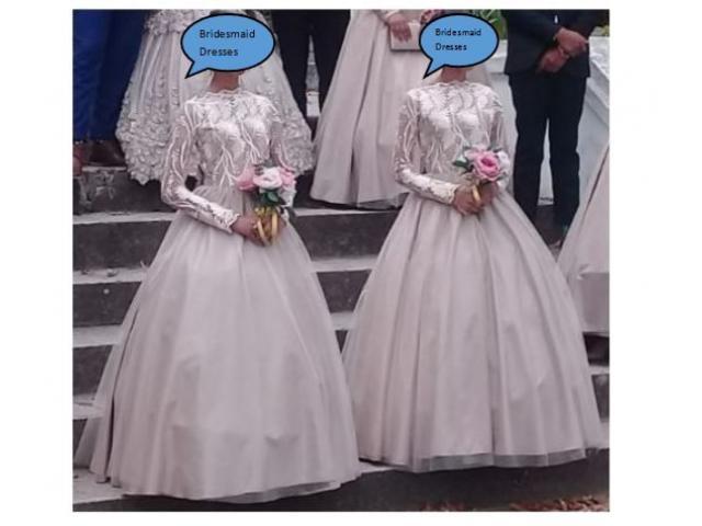 Junior Bridesmaid Dresses - R1200.00 EACH - 1/1