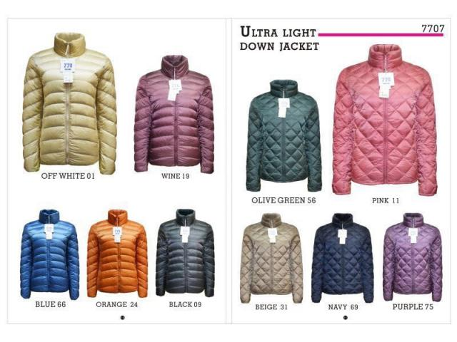 JACKET MANUFACTURE AND SUPPLY - 2/4