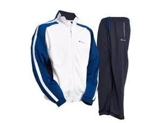 TRACKSUITS MANUFACTURE AND SUPPLY - 2/3