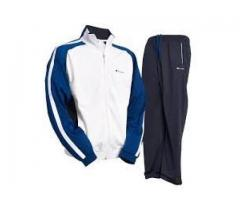 TRACKSUITS MANUFACTURE AND SUPPLY