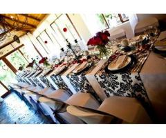 Wedding and Party Decor Hire Quality Items Budget Prices