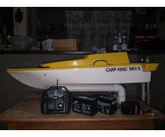 Karp King MK4s bait boat for sale