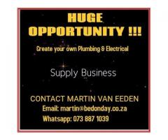 Become Plumbing and Electrical Supply King
