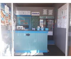 Fish and Chips Take Away For Sale