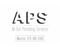 All-out Plumbing services