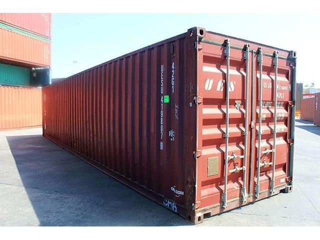 10 ft shipping container / 20 ft shipping container / 40 ft shipping container / refrigerated - 1/4