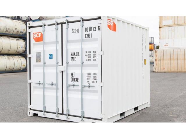 10 ft shipping container / 20 ft shipping container / 40 ft shipping container / refrigerated - 2/4