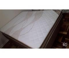 Brand new double bed for sale includes receipts