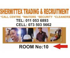 shermittex trading and recruitment