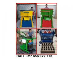 M140 and M150 Block Making Machines for sale