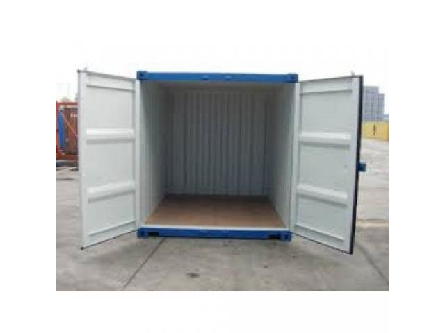 12 Meter (40ft) Shipping / Cargo Containers - 1/2