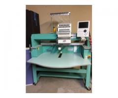 Embroidery Machine Tajima TFMX-C1501