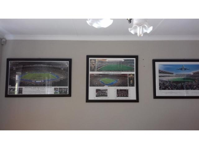 Rugby World Cup Collectibles - 1/4