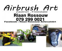 Airbrush Artist