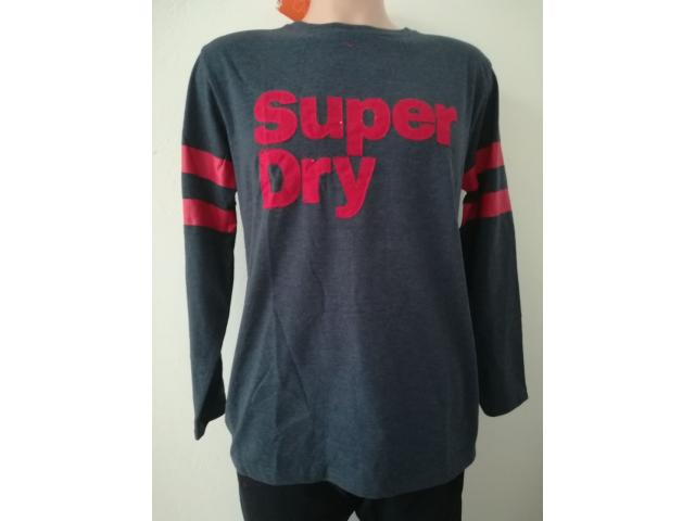 Mens Superdry Long Sleeve Shirts - 1/4
